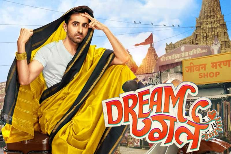 Dream Girl First Look
