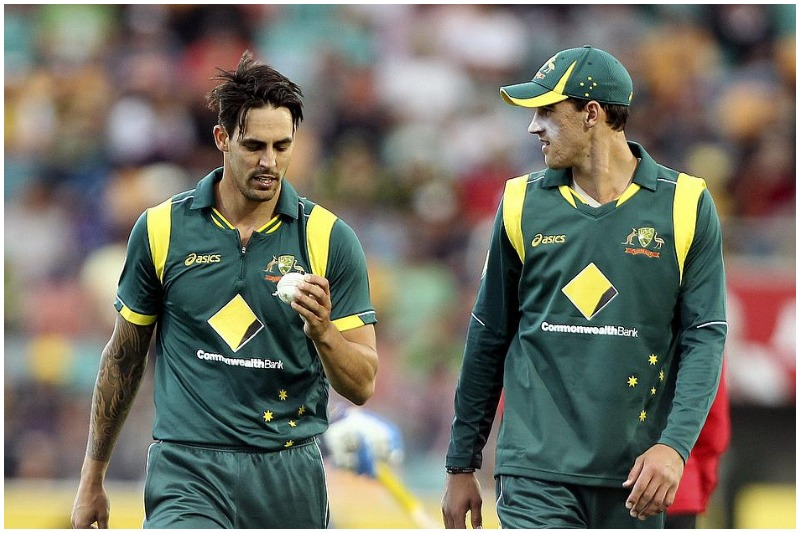 Mitchell Johnson offers to help Mitchell Starc ahead of Perth Test