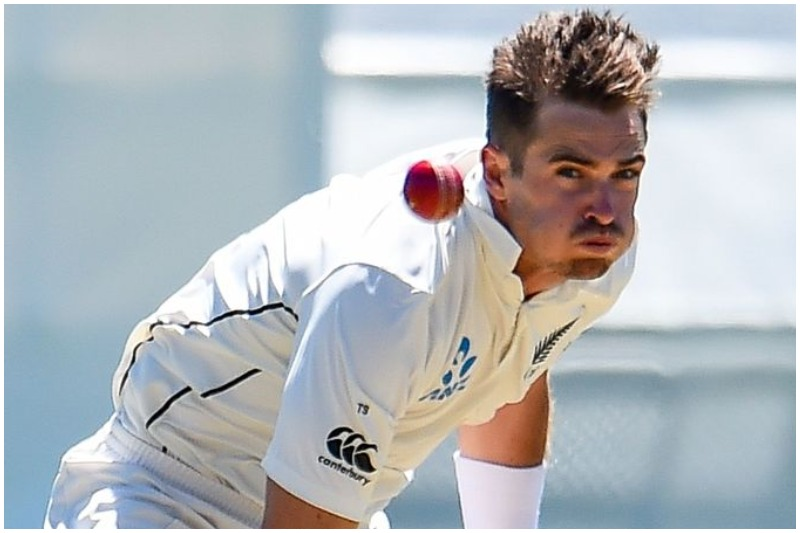 New Zealand Niroshan Dickwella Tim Southee Tests