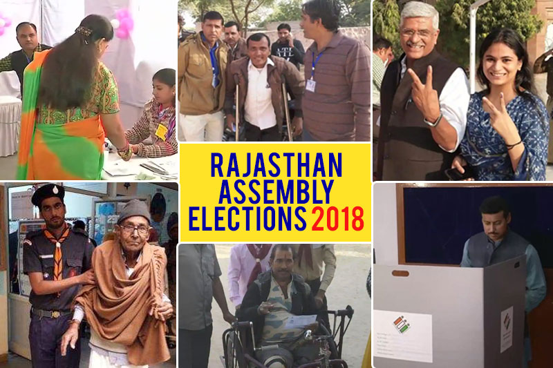 Rajasthan Assembly elections 2018 UPDATES