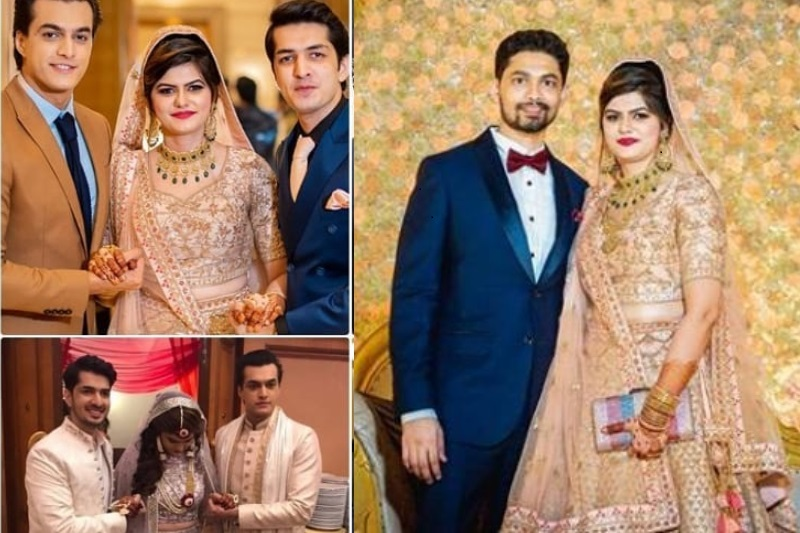 Mohsin Khan Sister Zeba Wedding Pictures