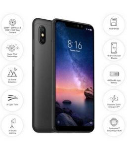redmi-6-pro-best-4g-phone-under-10k