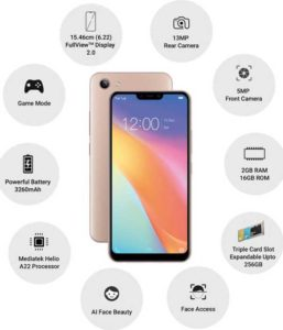 vivo-y81i-best-4g-phone-under-10k