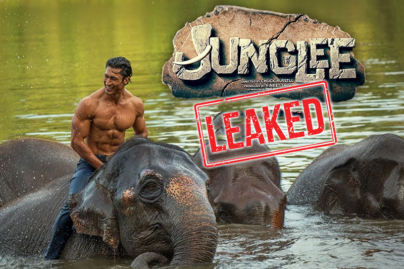 Junglee Full Movie Leaked Online To Download By Tamilrockers