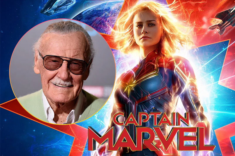 Stan Lee Cameo Spider Man Far From Home