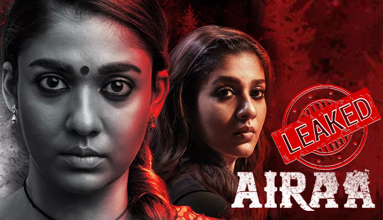 Airaa Telugu Full Movie Leaked Online To Download By Tamilrockers 2019