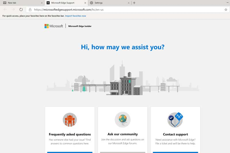 Microsoft Chromium Edge Browser Download Leaked