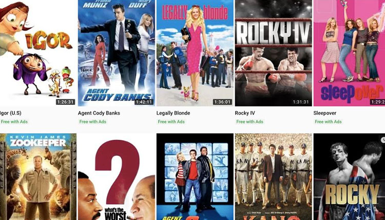 movies websites free download