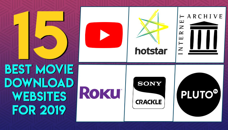 Top Free Movie Download Websites List