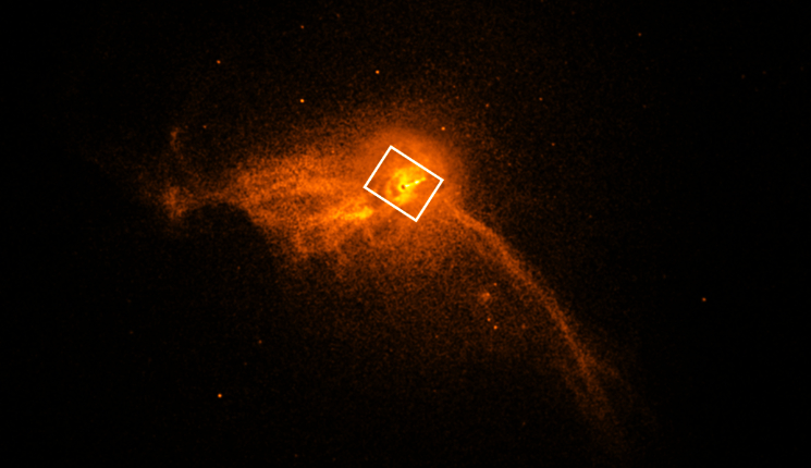 Black Hole: Here is the first picture of our Milky Way's ...