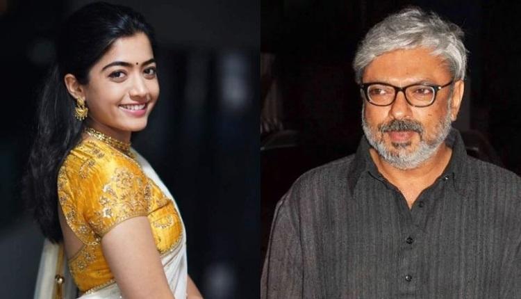 Rashmika Mandanna Bollywood Debut SLB