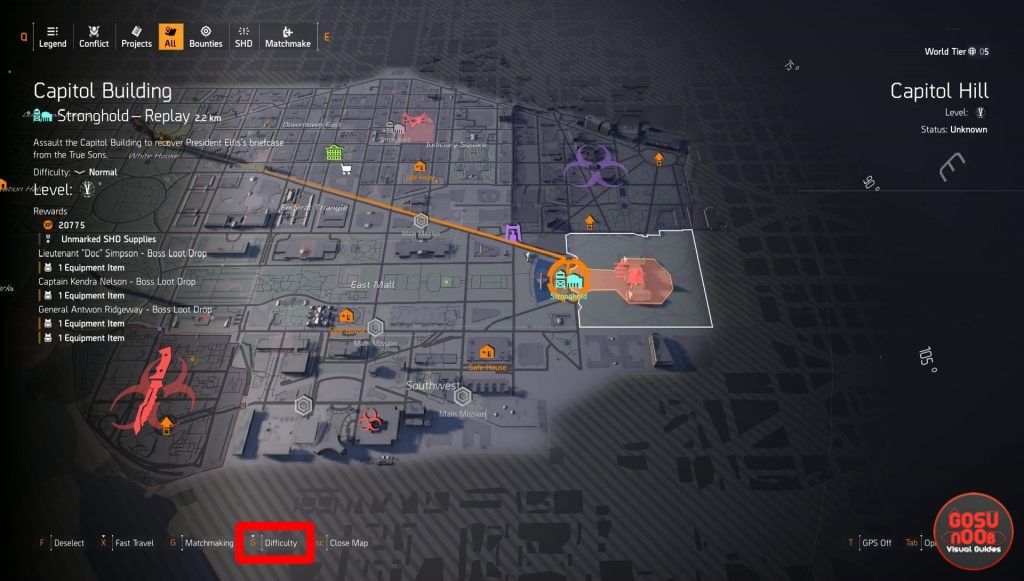 The Division 2: How to Replay Invaded Stronghold Mission