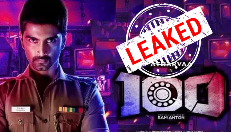 100 tamil full movie leaked online tamilrockers 2019