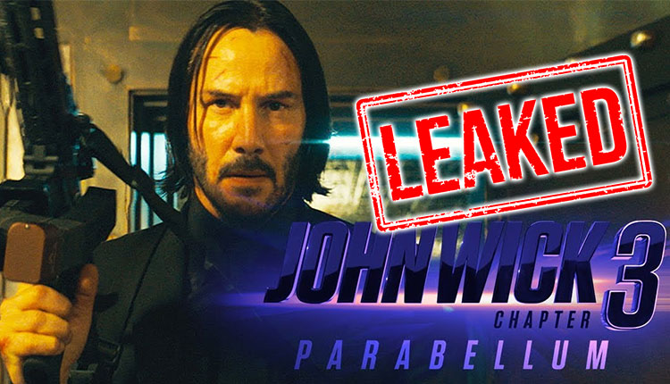 John Wick 3 Parabellum Full Movie Leaked Online To Download