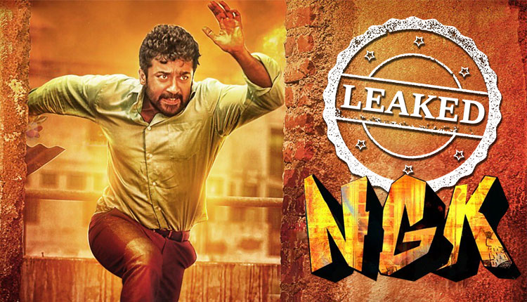 NGK Tamil Full Movie Leaked Online To Download By