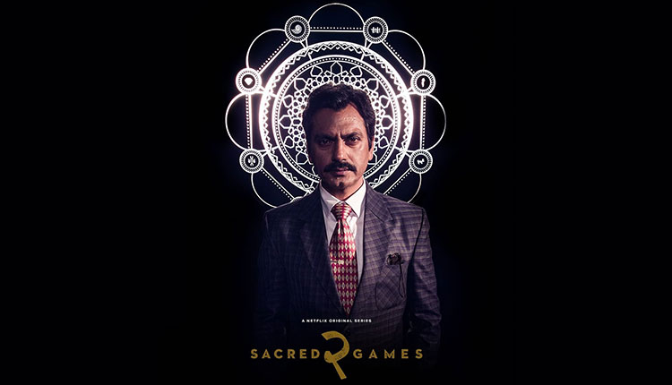 sacred games character posters