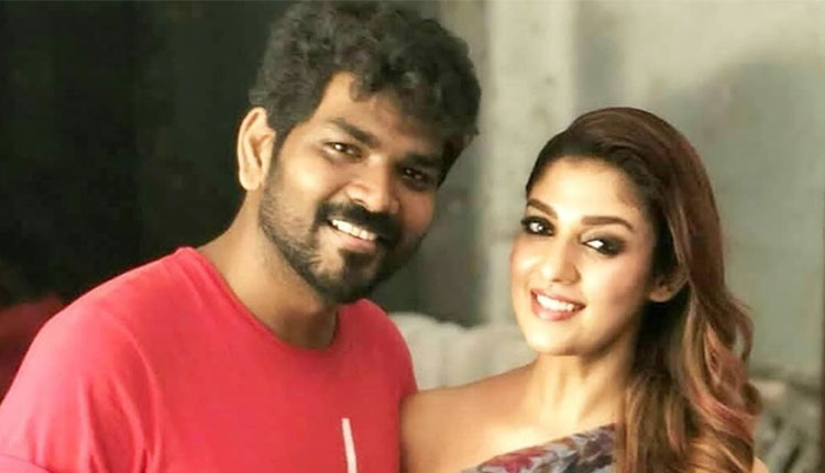 Image result for nayanthara vignesh