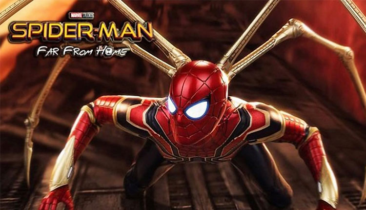 spider man far away from home key moments