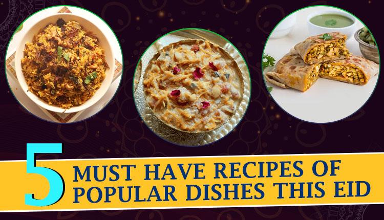Eid Dishes