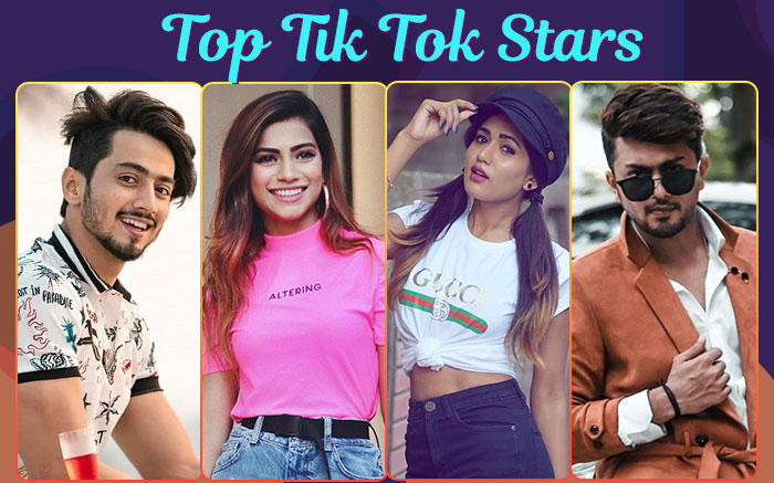 Top Indian Tiktok Stars List Of Most Popular Celebs On Tiktok In 2020