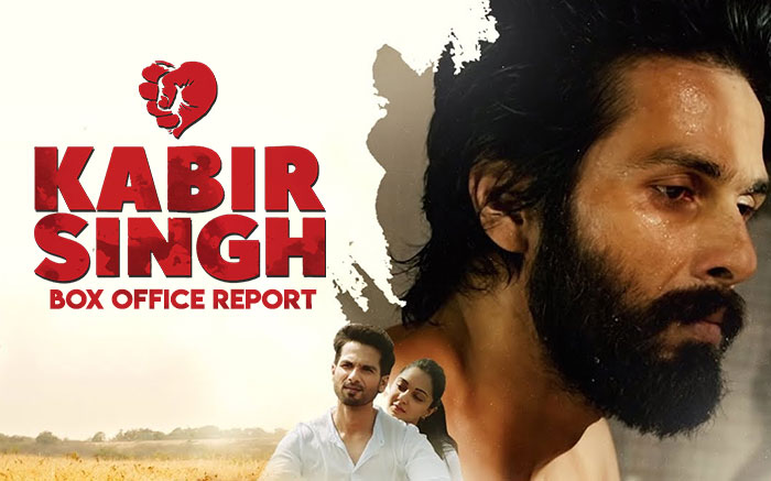 Kabir Singh Day 3 Collection