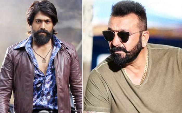 KGF 2: Is Sanjay Dutt playing the role of 'Adheera' in Yash