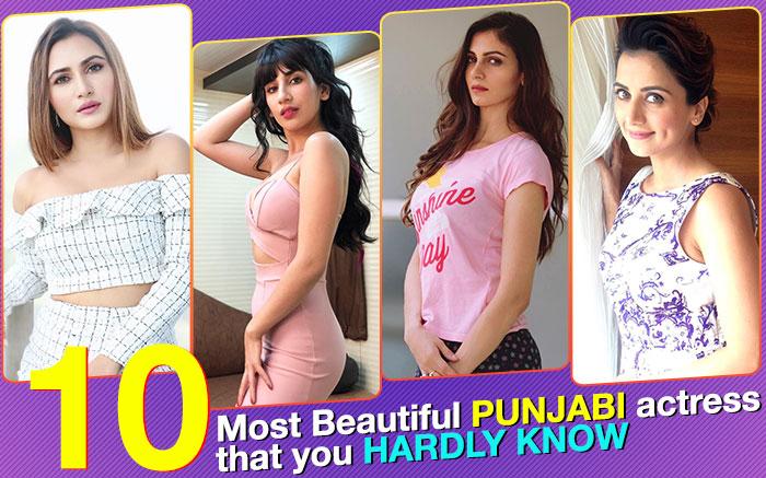 Hot Punjabi Actresses Name Photo