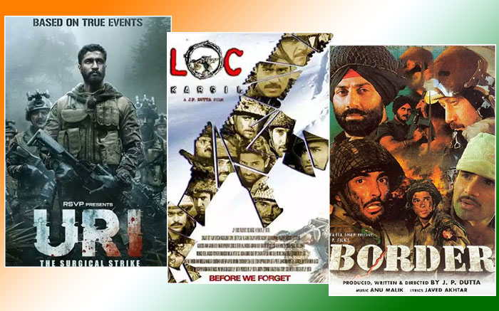 Kargil Vijay Diwas 2019: These 5 Bollywood War Movies Are A Must Watch