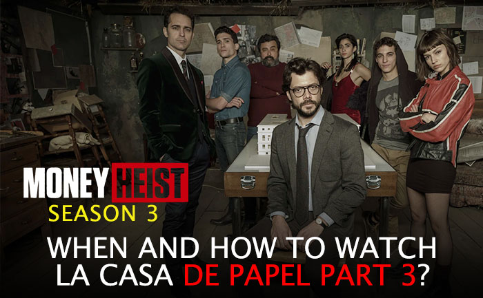 Money Heist English Download