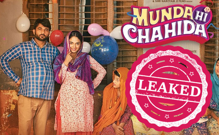 Tamilrockers 2019: Munda Hi Chahida Punjabi Full HD Movie