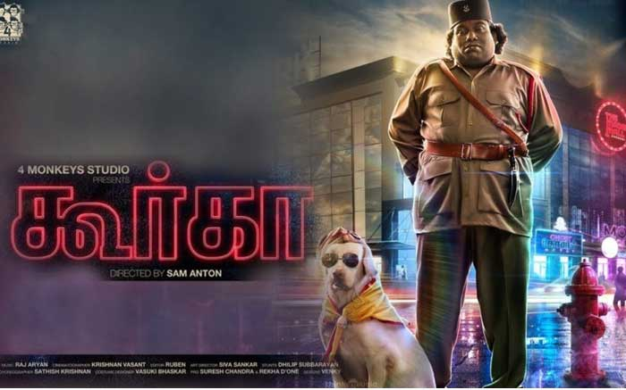 Tamilrockers 2019: Gurkha Tamil Full HD Movie Leaked Online