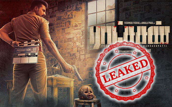 Tamilrockers 2019: Raatchasi Tamil Full HD Movie Leaked Online To
