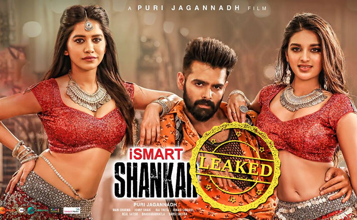 movie 2019 online Tamilrockers 2019 Telugu ISmart Shankar Full HD Movie
