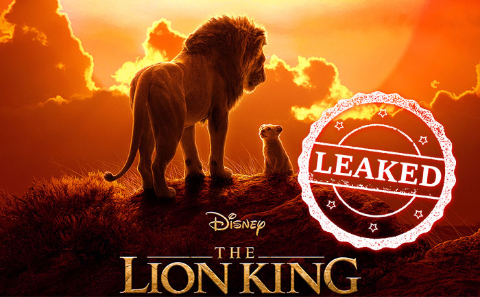 Tamilrockers 2019 The Lion King Full Hd Movie Leaked Online