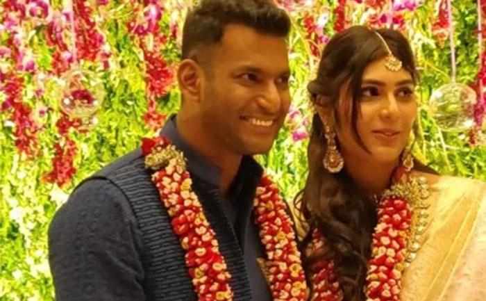 Anisha Alla Vishal Wedding terminated