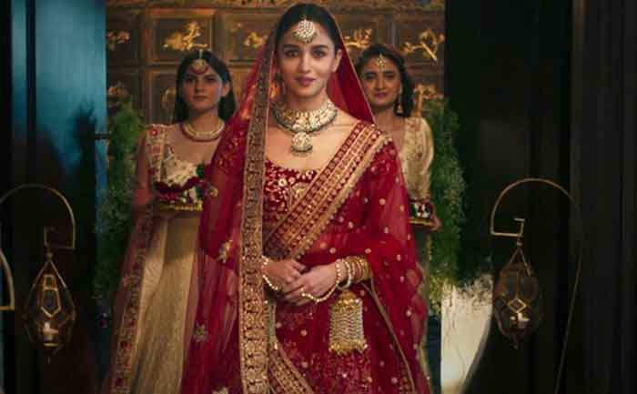 Alia Bhatt Bridal Video