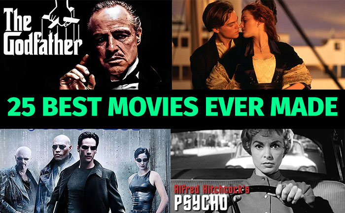 best movies made