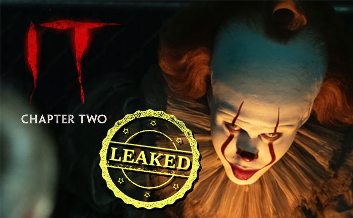 IT Chapter 2 Movie Leaked Online