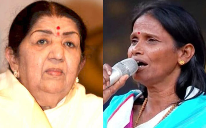 lata mangeshkar reaction ranu mondal