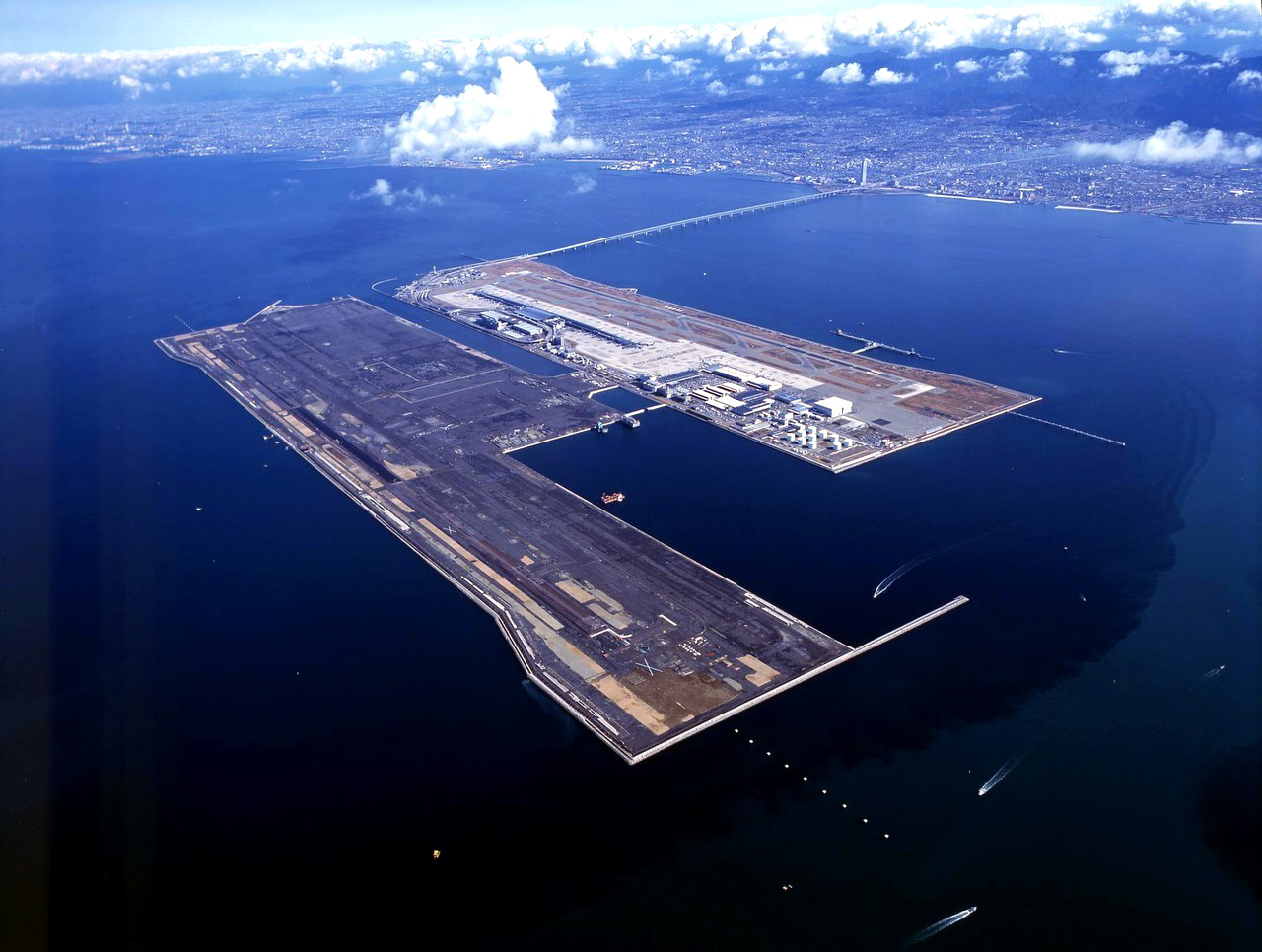 Kansai International Airport, Japan