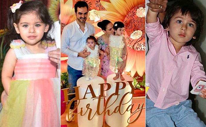 Radhya birthday party
