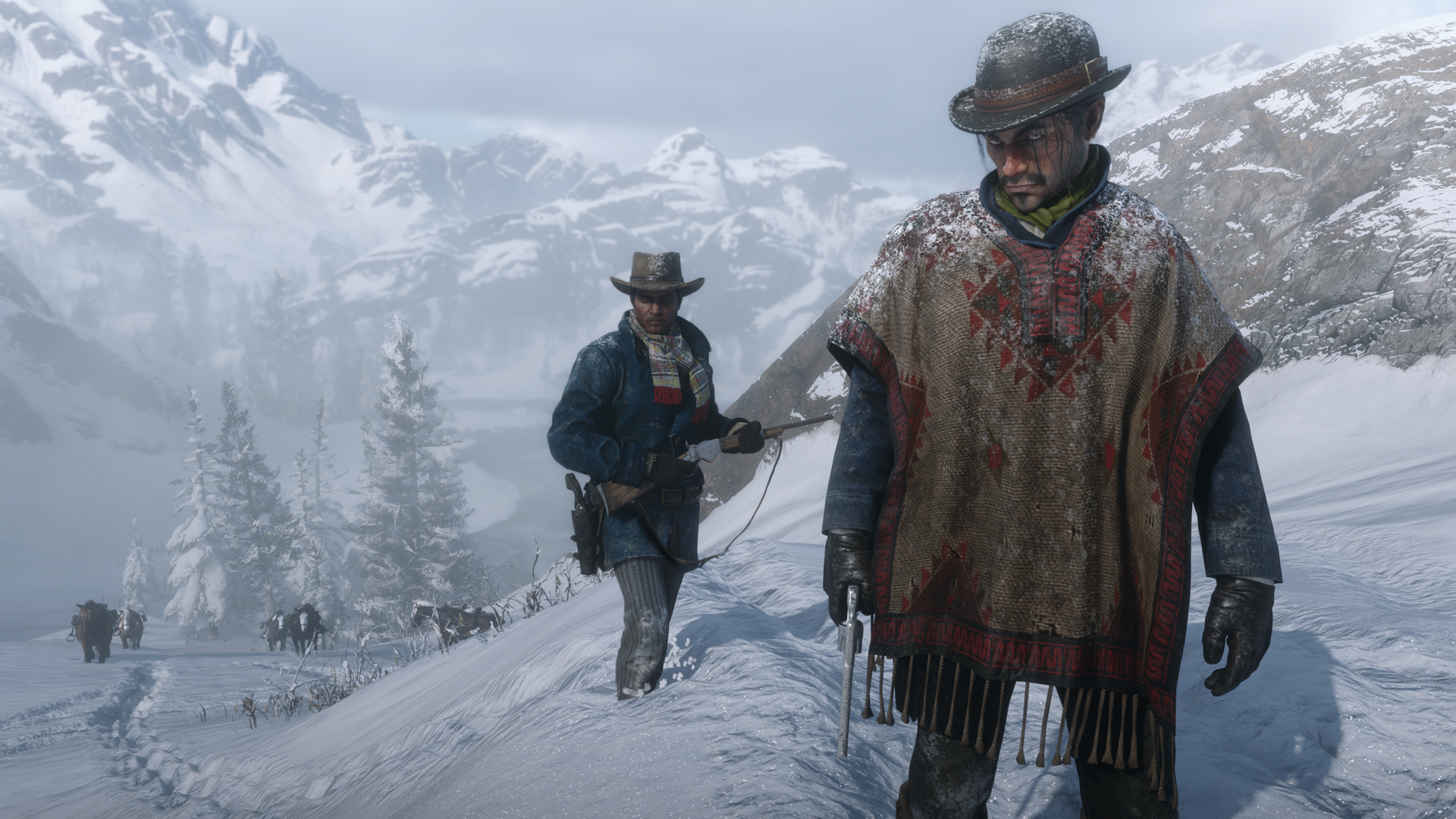 Red Dead Redemption 2 Specs