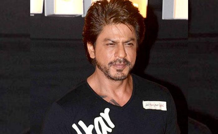 SRK atlee film