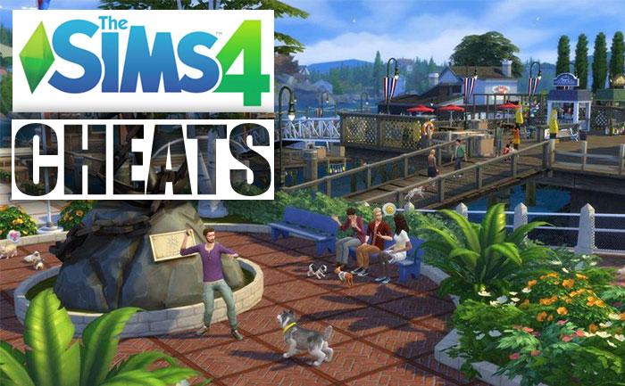 Sims 4 Season Cheats
