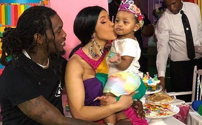 Cardi B Is Of The Opinion That Her Daughter Should Dream Big