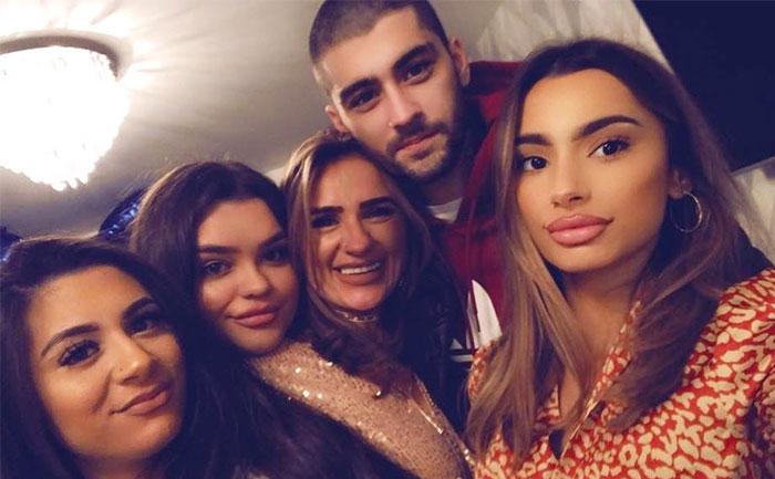 Zayn Malik celebrates mother Trisha Malik's birthday in Bradford - The Live Mirror