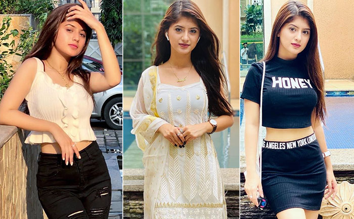 15 Hot Sizzling And Bold Pictures Of Tik Tok Beauty Arishfa Khan