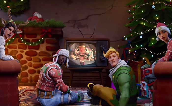 Fortnite holiday events TLM