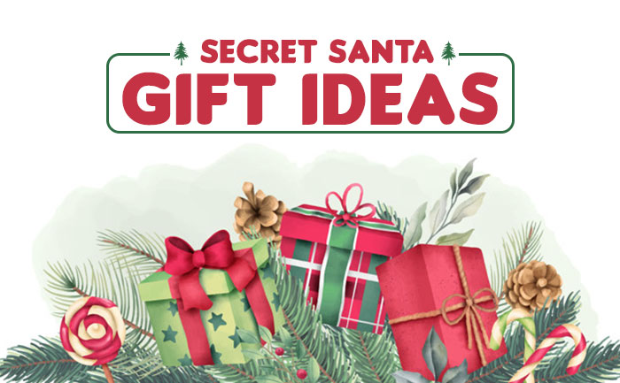 Budget Friendly Secret Santa Gift Ideas
