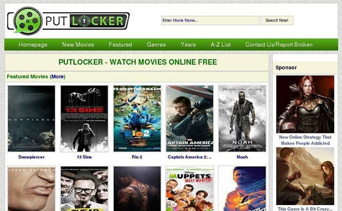 Image result for putlocker